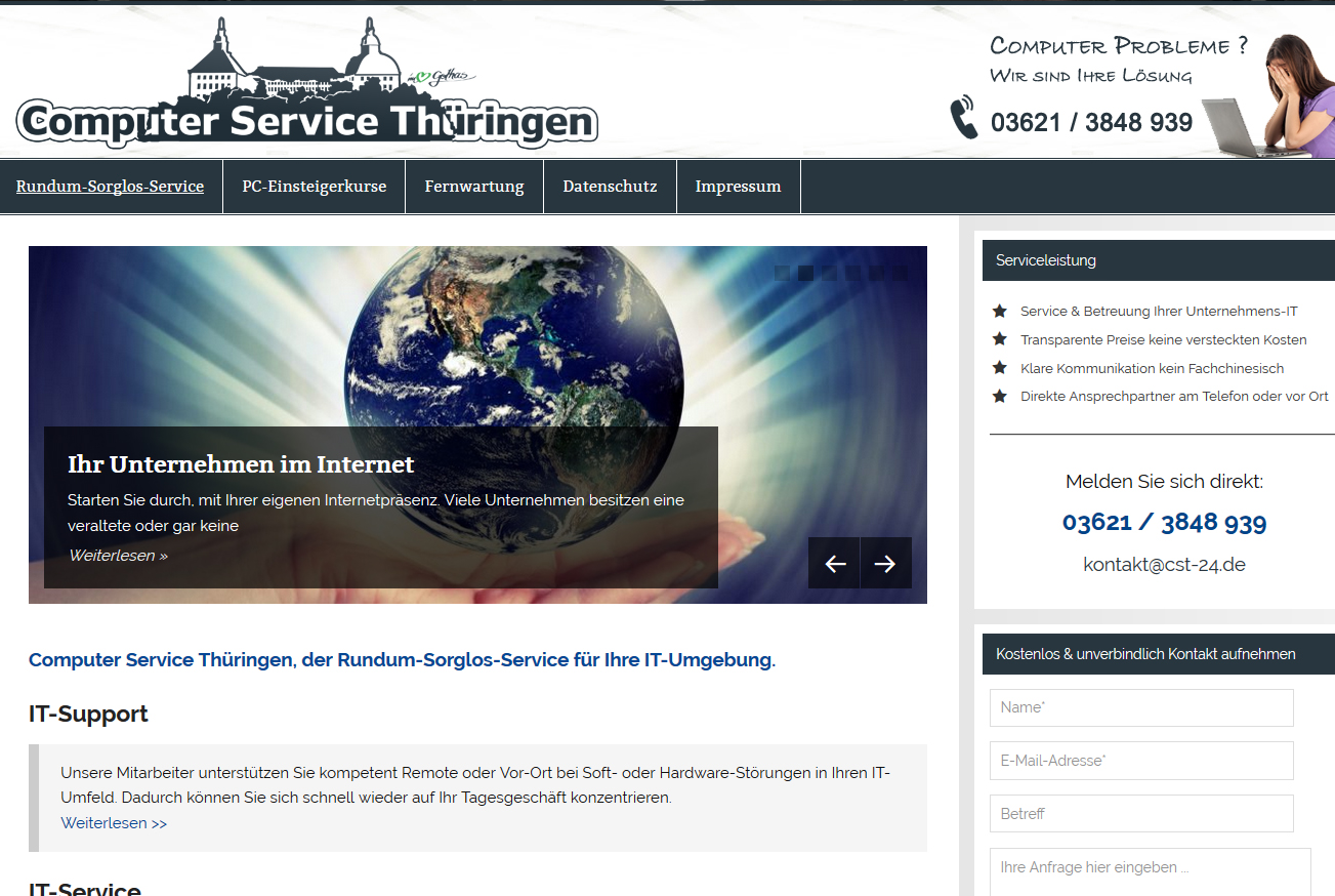 Computer Service Thüringen
